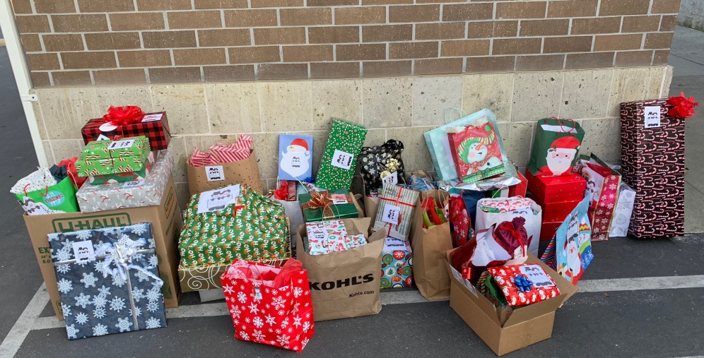 Stanislaus Foster Toy Drive